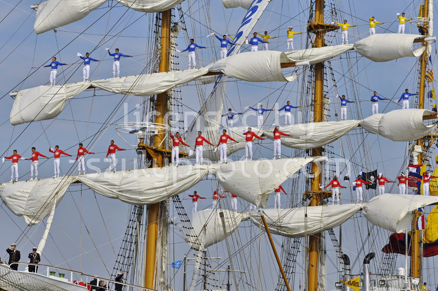 The sailors of the ARC Gloria - Adam Szuly Photography
