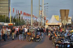 The visitor crowd at the Sail Amsterdam 2015 - Adam Szuly Photography