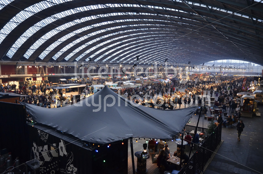 View of the Foodfestival from the South-West corner - Adam Szuly Photography